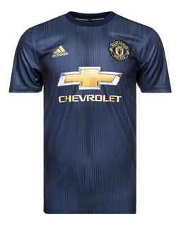 Jersey Original adidas Manchester United Gala 3era 2018-2019