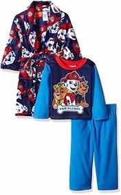 Pijama Paw Patrol Cachorros Ropa Niños Bebes 2 Años Conjunto