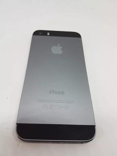 Carcaça Tras C/ Flex Power C/ Flex Conector Carga iPhone 5 G
