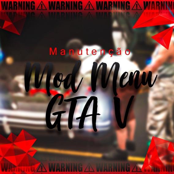 Mod Menu Gta V Online Pc - Versão 1.50 - Hack (indetectável)
