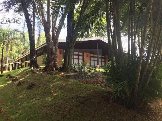 Chácara Residencial À Venda, Encosta Do Sol, Itatiba. - Ch0161