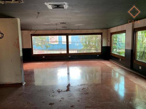Imagem 1 de 16 de Sobrado Para Alugar, 550 M² Por R$ 20.000,00 - Vila Madalena - São Paulo/sp - So7837