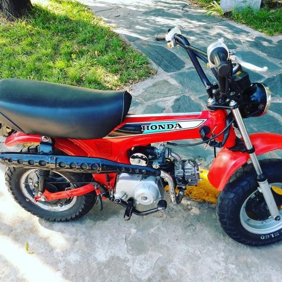 Honda Ct 70 Minitrail