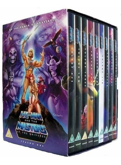 Dvd He-man - Série Completa
