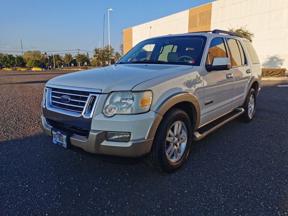 Ford Explorer 4.6 Eddie Bauer V8 Qc 4x2 Mt 2008