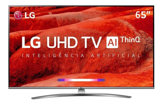Smart Tv Led 65 Lg Um7650 Ultra Hd 4k Hdr Ativo, Dts Virtual