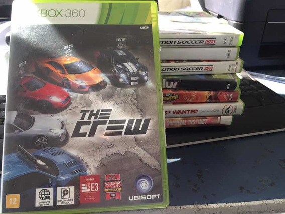 The Crew Xbox 360 Mídia Física Original