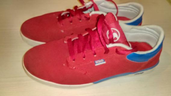 Zapatos Dvs Vapor, Poco Uso 10us