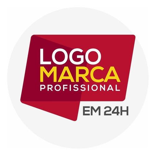 Imagem 1 de 8 de 24h Criar Logo | Criação De Logo | Logo | Logomarca