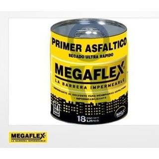 Pintura Asfaltica Megaflex 4 Litros