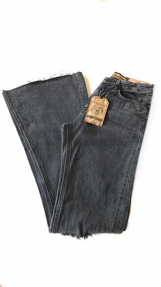 Calça Fem John John Jeans Flare 36 - Ainda Com Etiqueta