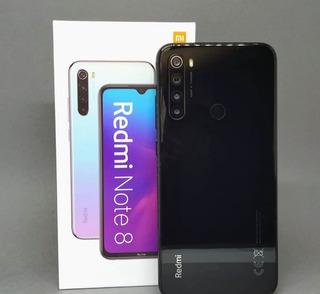 Redmi Note 8 64gb Preto + Brinde
