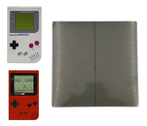Película Filtro Polarizado Gameboy Dmg Clas Y Gameboy Pocket