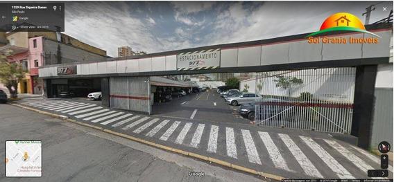 Terreno À Venda, 2111 M² - Mooca - São Paulo/sp - Te0024