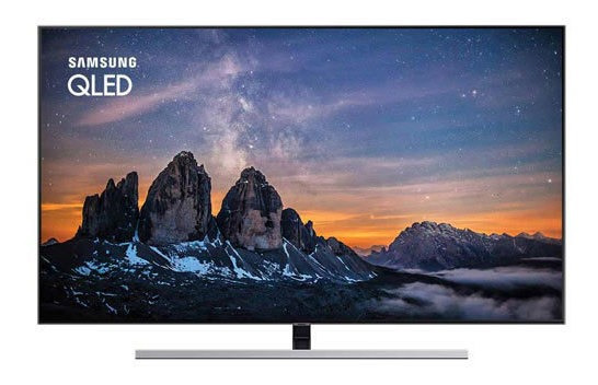 Smarttv Samsung Qled 4k 55 Direct Full Array8x Qn55q80ragxzd