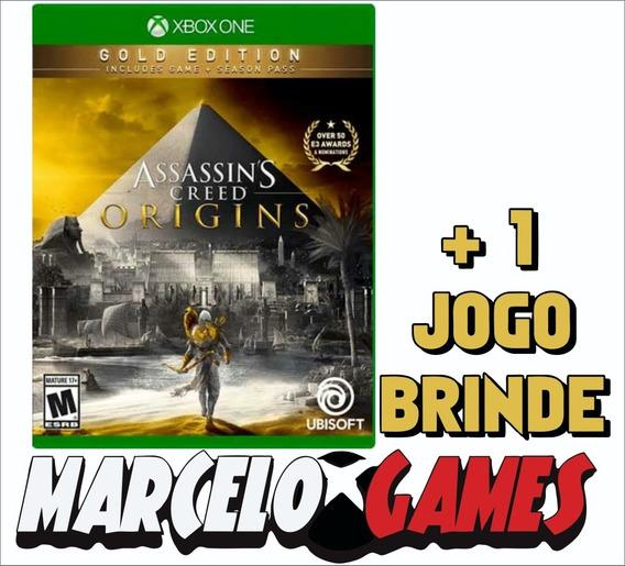 Assassins Creed Origins Gold Edition Xbox One Midia Digital