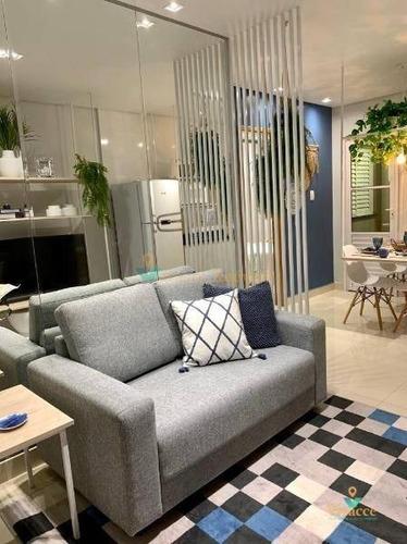 Imagem 1 de 23 de Apartamento À Venda, 45 M² Por R$ 349.000,00 - Chácara Belenzinho - São Paulo/sp - Ap2779