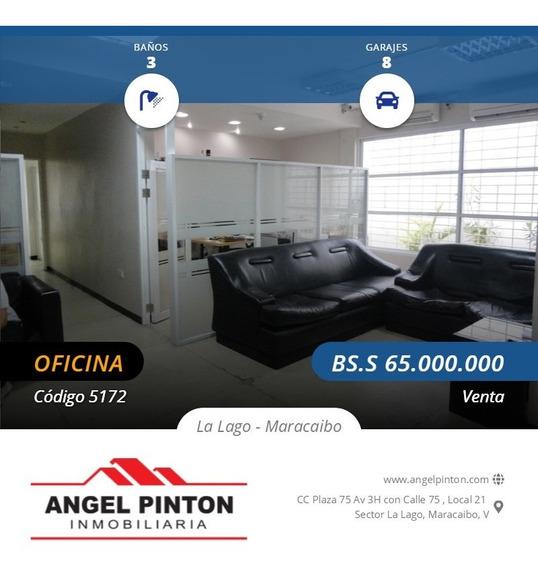 Zulia 24/7 Vende Oficina Deposito La Lago Maracaibo 5172