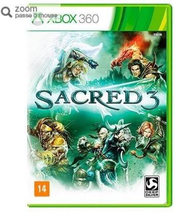 Game Sacred 3 - Xbox 360