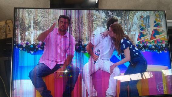 Tv Samsung Com Defeito Na Tela 46es8000