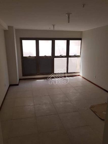 Sala À Venda, 40 M² Por R$ 250.000 - São Domingos - Niterói/rj - Sa0094