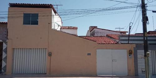 Imagem 1 de 30 de Casa Em Floresta, Fortaleza/ce De 250m² 6 Quartos À Venda Por R$ 300.000,00 - Ca719087