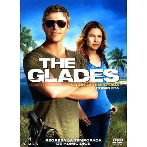 The Glades Segunda Temporada 2 Dos Serie Dvd