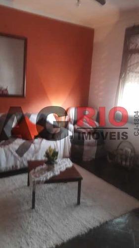 Casa De Rua-à Venda-realengo-rio De Janeiro - Agl00217