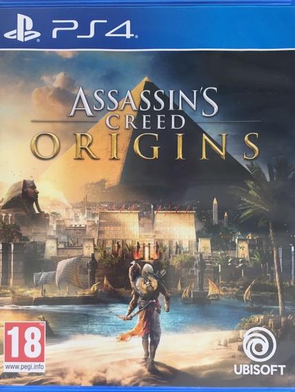 Jogo Playstation 4 Assassin