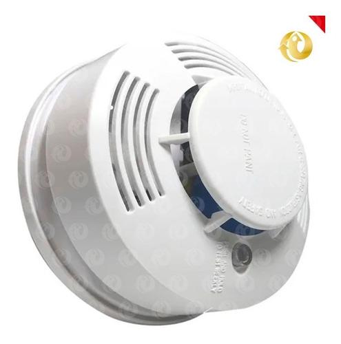 Sensor De Humo  Detector Premiun Aprobado Por Bomberos