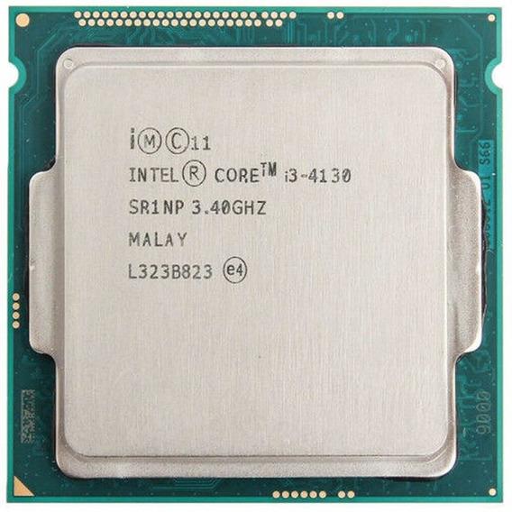 Processador Intel Core I3 4130 (3.40ghz) S/ Cooler