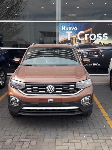 Volkswagen T Cross Anticipo Y Cuotas