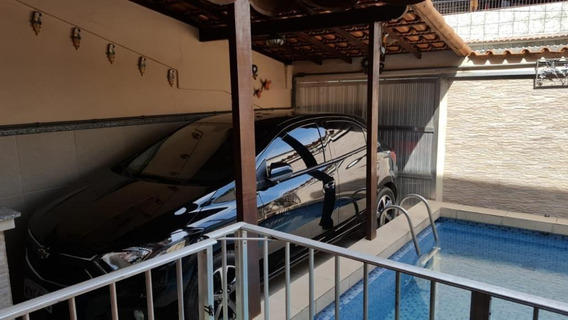 Casa Em Colubande, São Gonçalo/rj De 200m² 4 Quartos À Venda Por R$ 470.000,00 - Ca262627