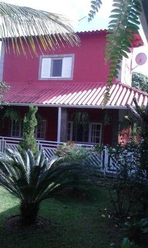 Imagem 1 de 14 de Ca108 | Casa Com 04 Quartos, Lado Praia, Itanhaém.