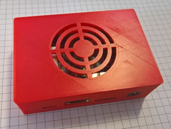 Case Para Orange Pi One Modelo 02