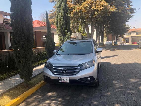 Honda Cr-v 2.4 Exl Navi, Único Dueño, Muy Buen Estado