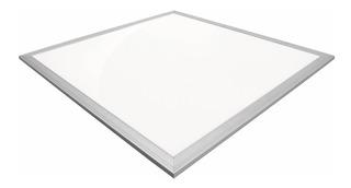 Panel Led Cuadrado Premium 60x60 Cm 48w 45w 220v Calido Frio