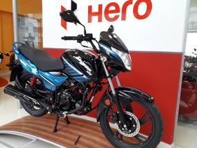 Hero Ignitor 125 Motos Calle India 3 Años De Gtia R Calzada