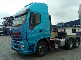 Iveco Hi Way 440, 2019, Azul, 6x2. Zero Km, Completo. R7348
