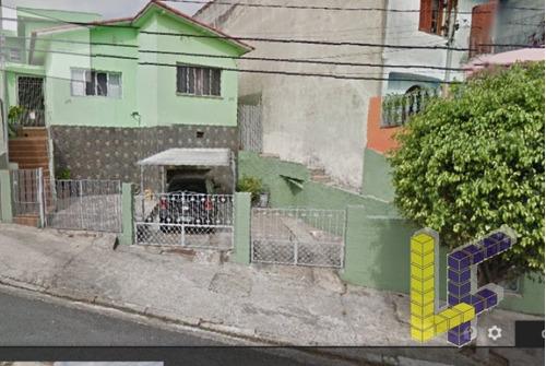 Venda Terreno Sao Caetano Do Sul Olímpico Ref: 6452 - 6452