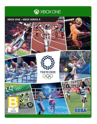Imagen 1 de 6 de Tokyo 2020 Olympic Games - Xbox Series X - S | Xbox One
