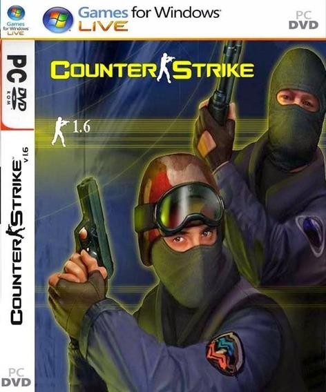Counter-strike 1.6 - Pc - Mídia Digital