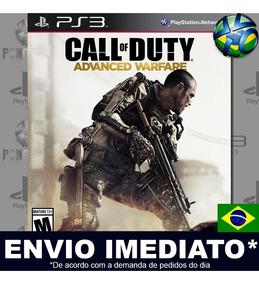 Jogo Cod Advanced Warfare - Midia Digital Ps3 | Código Psn