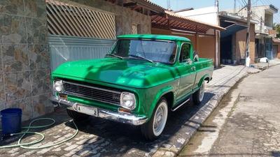 Chevrolet - C10 - 1975 - 6 Cilindros - Muito Bonita