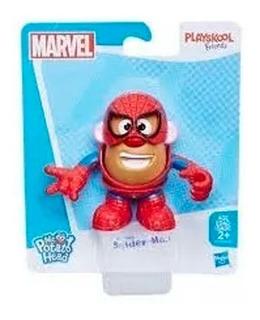 Cara De Papa Señor Sr Super Heroes Marvel Hasbro A7283 Edu