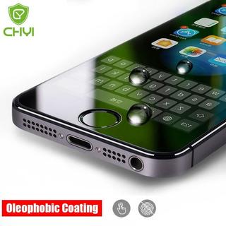 Para iPhone 7 8 Plus - Sem Impressão Digital Matte - Chyi Se