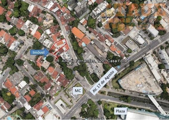 Grade Casa Em Casa Forte. F: 988925697 - Ca0069