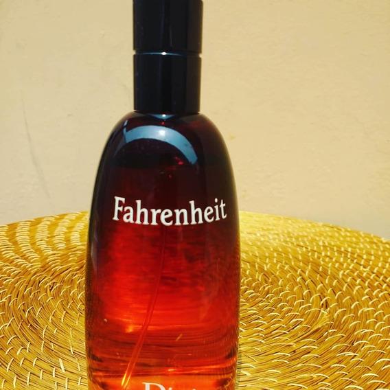 Dior Farhenheit 100ml**usado** Alta Volumetria / Original