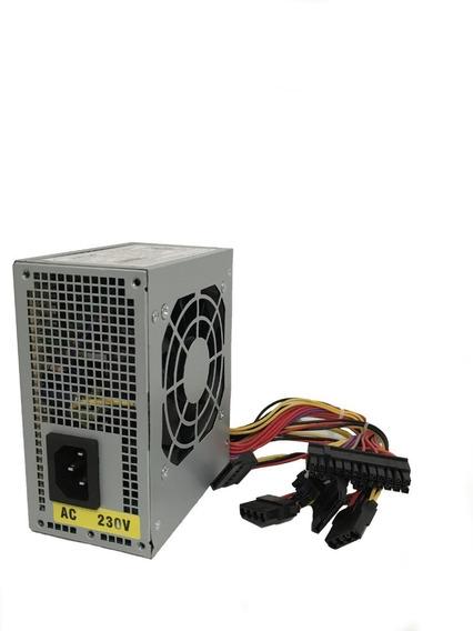 Fuente De Alimentacion Kelyx 450w Cooler Y Cable (slim) Pc
