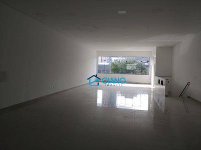 Salão Para Alugar, 202 M² Por R$ 8.500/mês - Tatuapé - São Paulo/sp - Sl0120